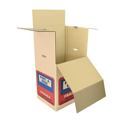 Super Easy Storage Port a Robe & Rails